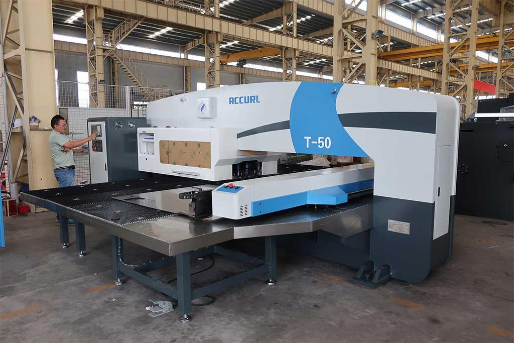 sheet metal punching machine pdf