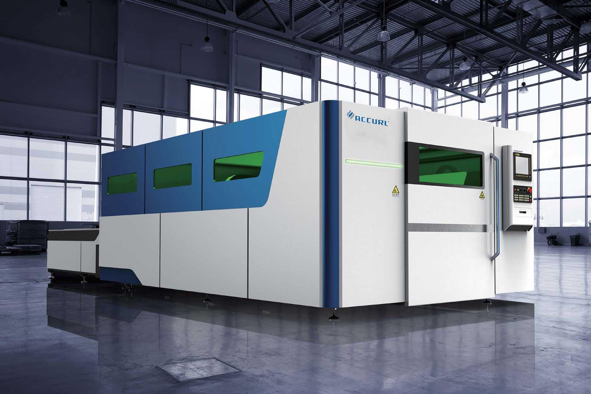 4000w Fiber Laser Cutting Machine China Price For Sale