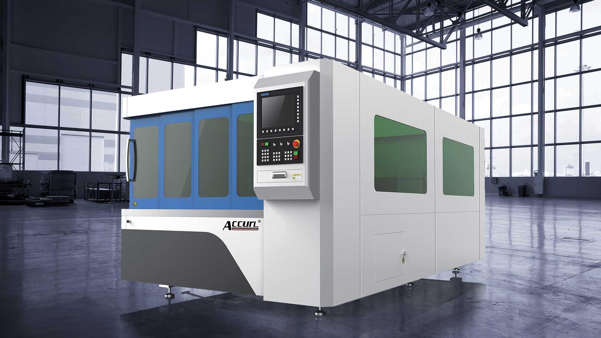 Fiber Laser Cutting Machine Accurl Laser Cutter Machines
