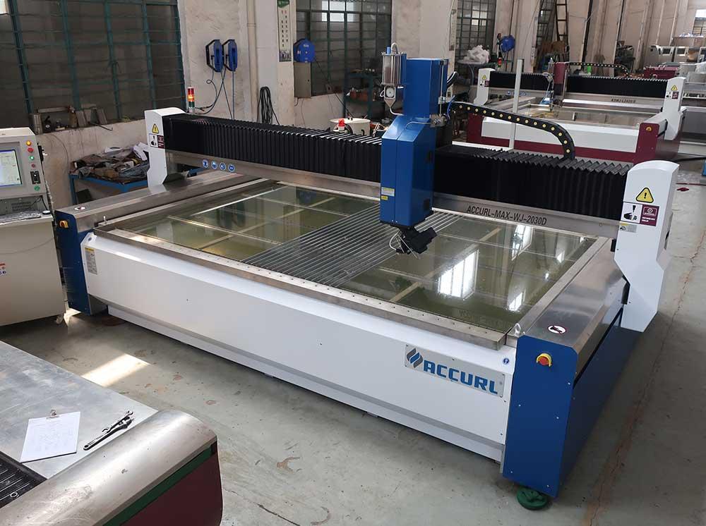 Waterjet Cutting Machine | Accurl Waterjets